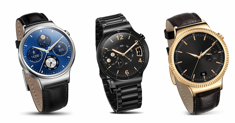 Huawei Watch Will On Pre Order In The Philippines Starting December 1! Price Starts At 19990 Pesos Only!