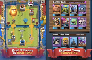 games clash royale