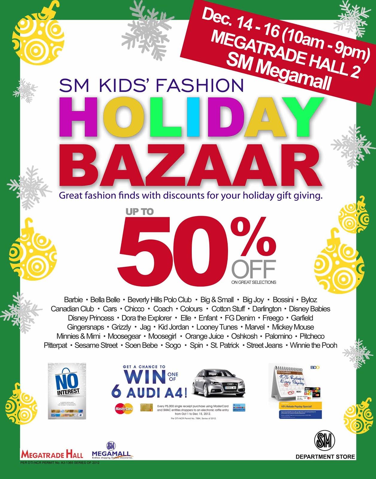 453523d787e8b8 Holiday Bazaar at the Megatrade Hall 2