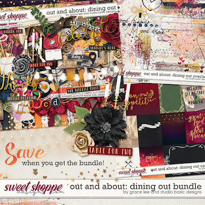 Out and About: Dining Out Bundle