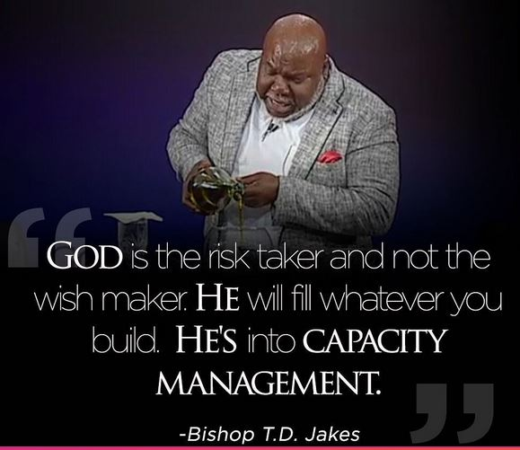 Picture Post: Bishop T.D. Jakes Inspiring #Quotes ...