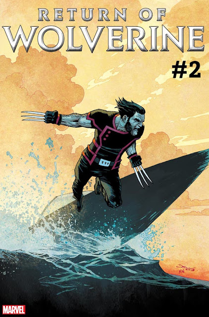 Return of Wolverine vol.2