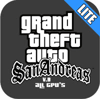 Download GTA San Andreas Lite V.9 Support All GPU APK + Data (Only 200 MB) Android