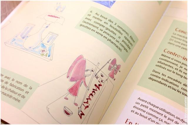 Mon carnet de Gemmothérapie, se soigner avec des macérats de bourgeons - Livre - Blog beauté