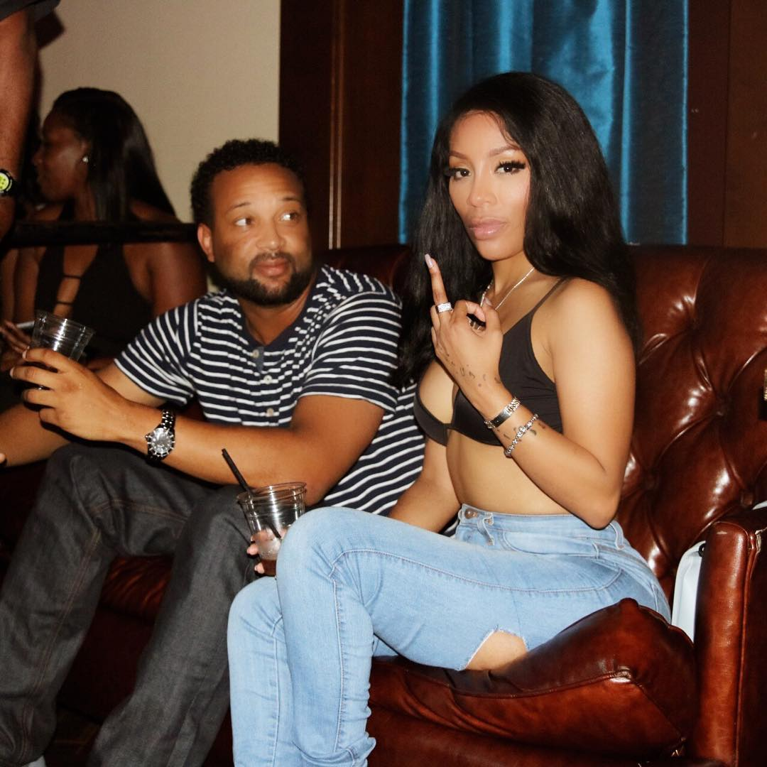 K. Michelle  Husband Dr Slim Agrees to threesome, as she looks For A Girlfriend