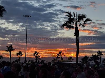 PJ 5k 2016 Sunset