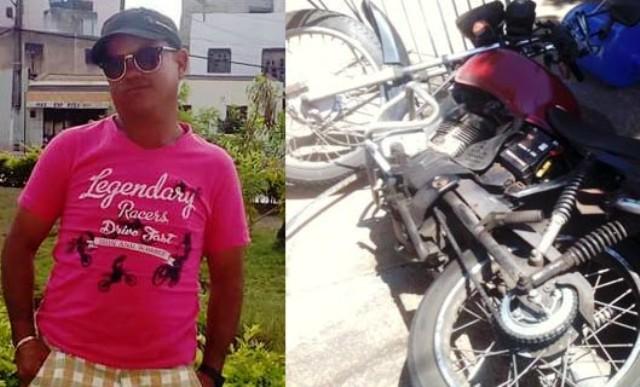 Barra da Estiva: Acidente motociclístico deixa uma vítima fatal