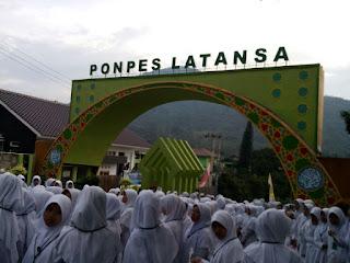 Profil Pondok Pesantren La Tansa Cipanas Lebak Banten