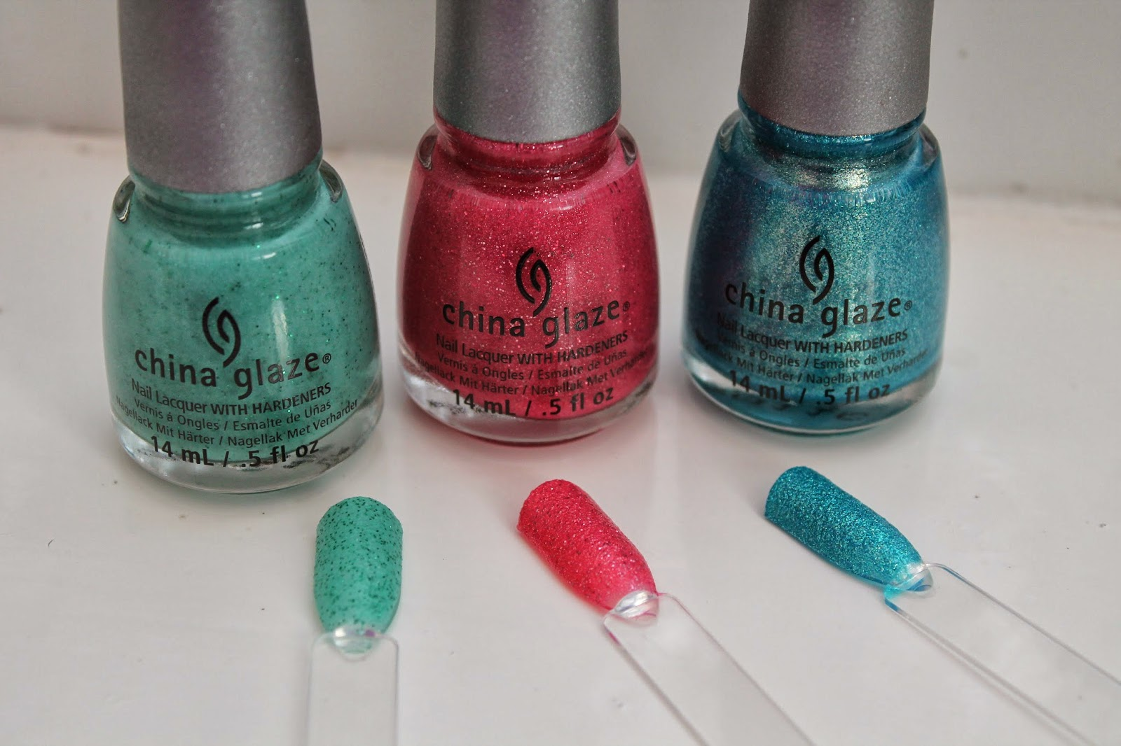 China Glaze Sea Goddess Swatches and Review