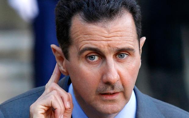 Inteligência americana vê vitória de Assad na Síria
