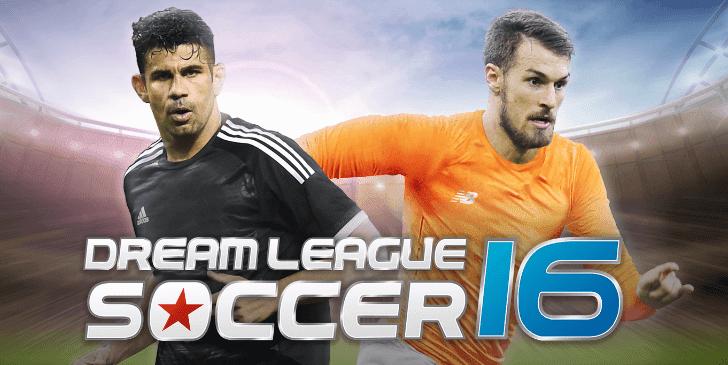 Dream League Soccer 2016 Android Para Hileli MOD APK - androidliyim
