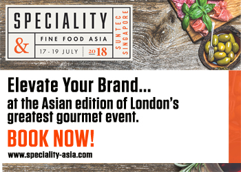 Speciality Fine Food Asia 2018