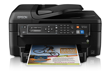 Epson WorkForce WF-2650 image