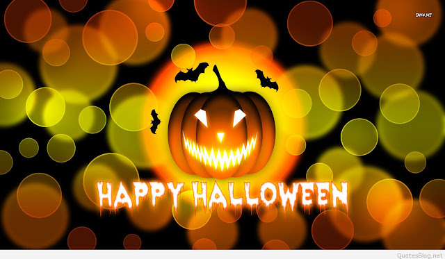 Download Happy Halloween 2017 3d Images for Free:-