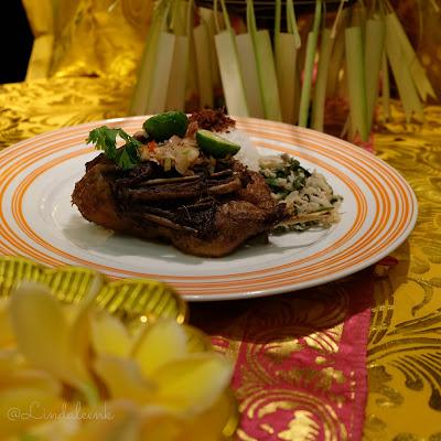 Menu Makanan Harris Hotel Bali