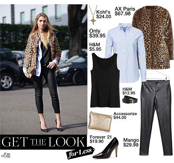 Get The Look - Maria Kolosova