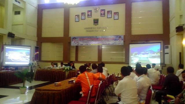 "Akademisi Diskusikan ""Tarok City"" Padangpariaman"