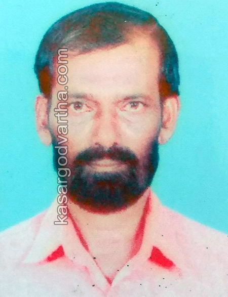 Obituary, News, Koliyadukkam, Chemnad Ex Panchayat Standing committee chairman Sridharan passes away
