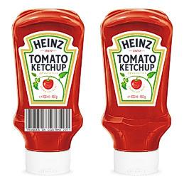 Receita de Ketchup Heinz