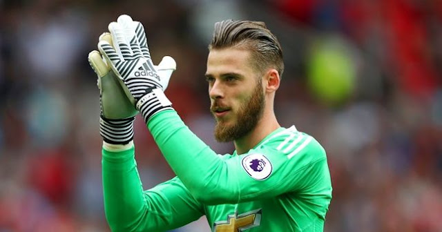 David de Gea has backed Manchester United to beat Manchester City on Sunday