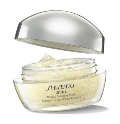 Shiseido Total Recharge Ibuki Beauty Sleeping Mask