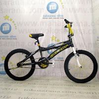 Sepeda BMX Element Spin-X Freestyle 20 Inci