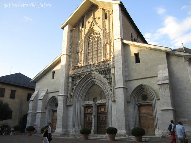 Cattedrale di Chambery