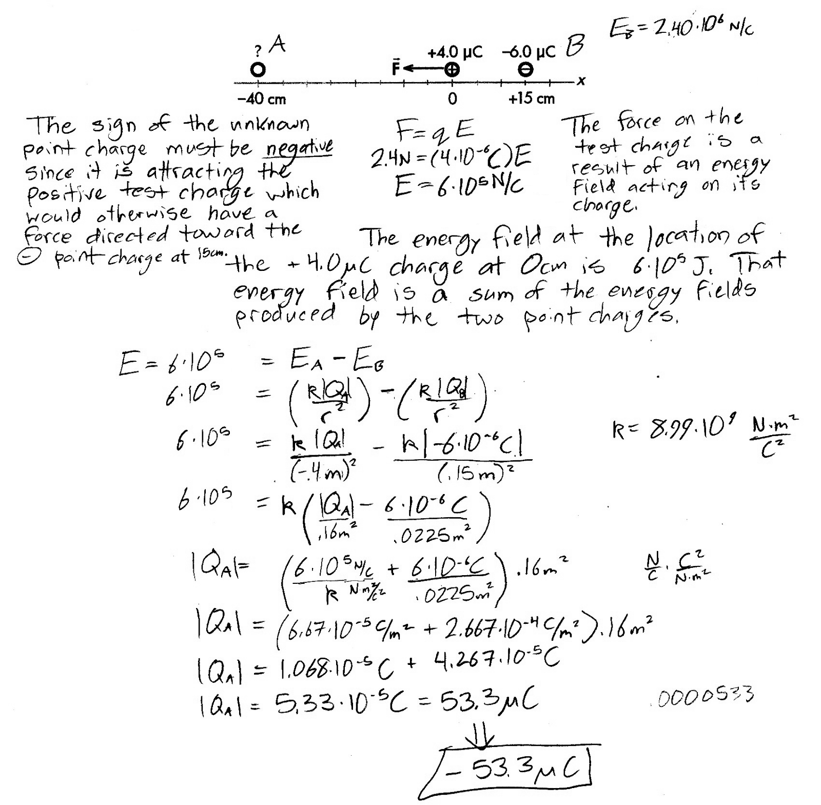 High School Physics Midterm Practice Test