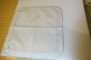 cushion pattern on foam | craft.outsideofablog.info