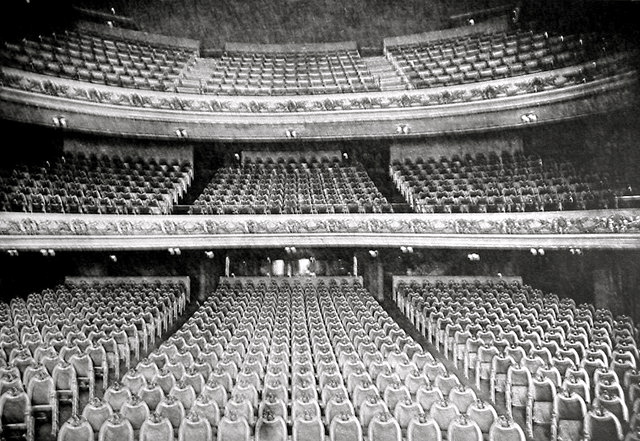 Columbia Theatre interior