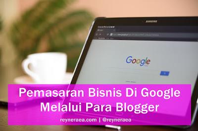 pemasaran bisnis di google