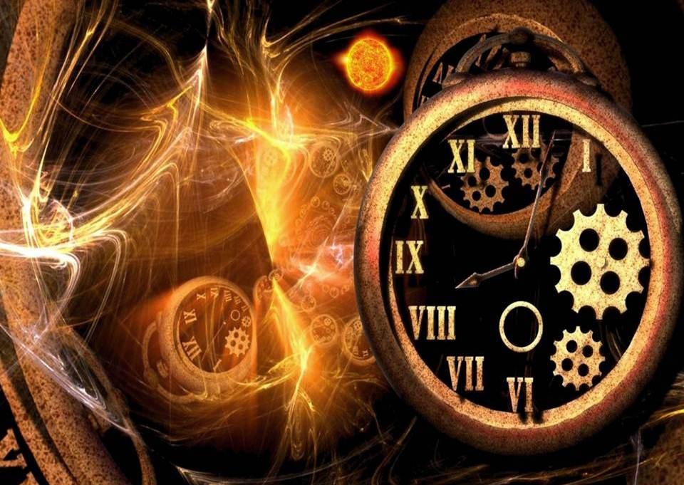 سرعة الضوء ومفهوم الزمن