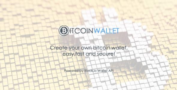Code BitcoinWallet PHP Script