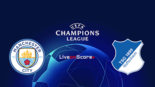 Ver Manchester City vs TSG Hoffenheim En vivo 12 de Diciembre 2018 UEFA Champions League
