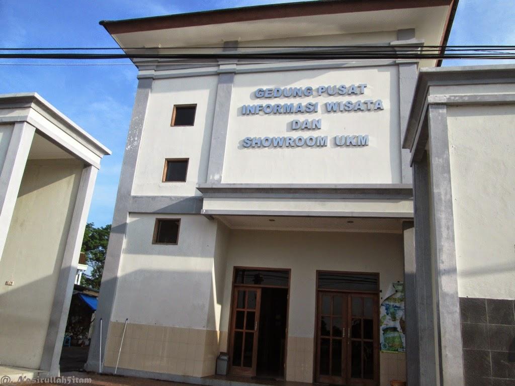 Pusat Informasi Wisata di Demak