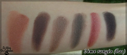The Blushed Nudes de Maybelline New York