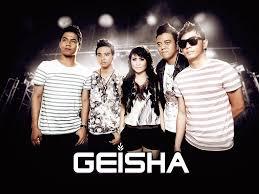 Kunci Gitar Geisha – Akulah Pelangimu