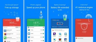 aplikasi pembersih sampah android terbaik