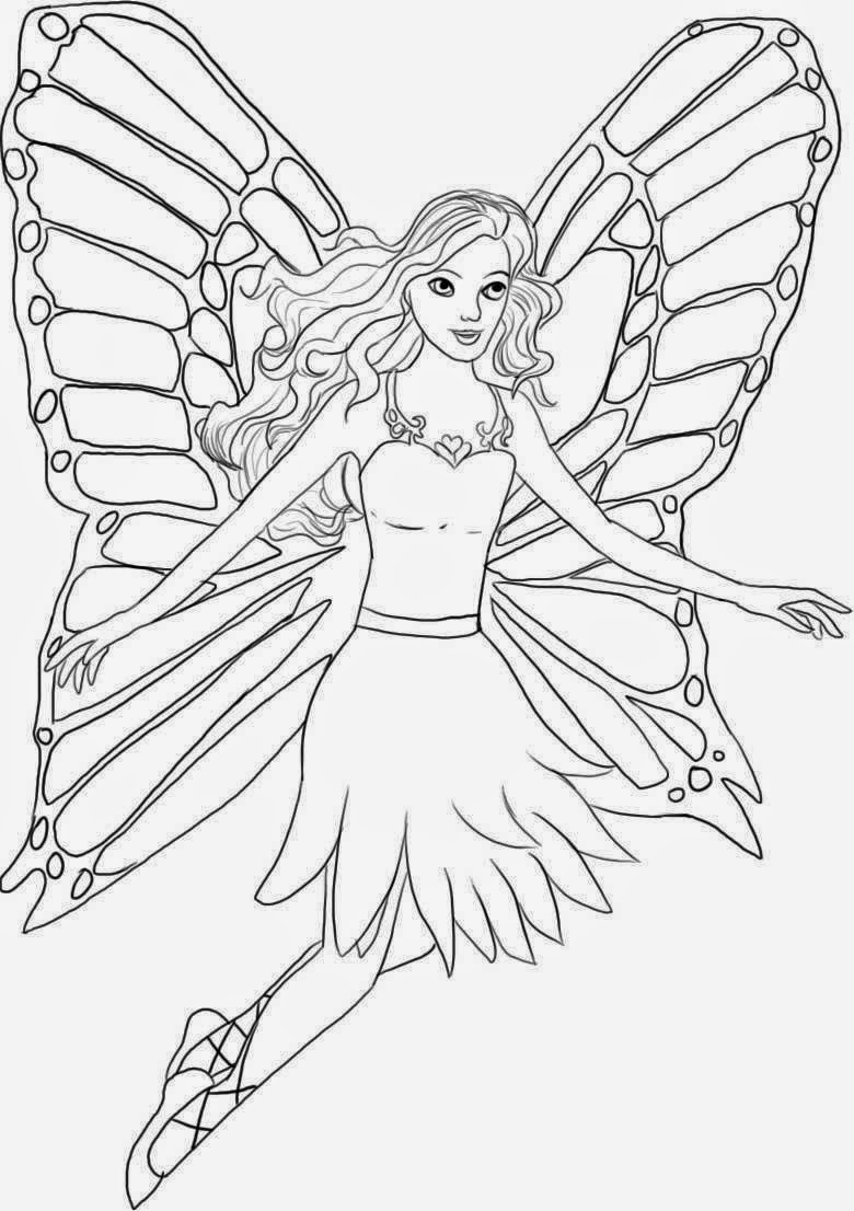 Coloring Pages: Fashionable Girls free printable coloring ...