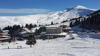 Resor Terbaik Bermain Ski Di Turki