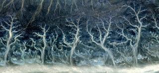 surrealismo abstracto desiertos africanos arte color calor arena tierra