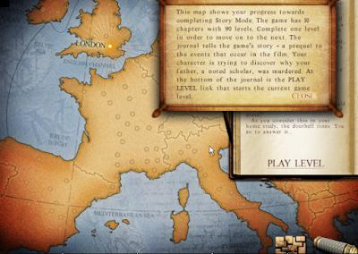 達文西密碼,好玩的解謎小遊戲!