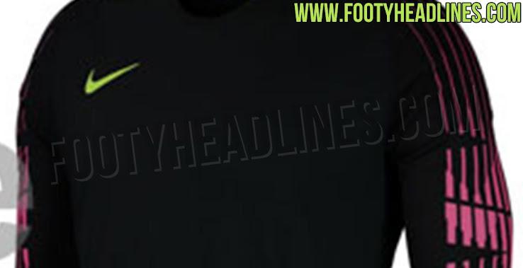 Bold Nike Gardien 2018 World Cup Goalkeeper Kit Leaked Footy Headlines