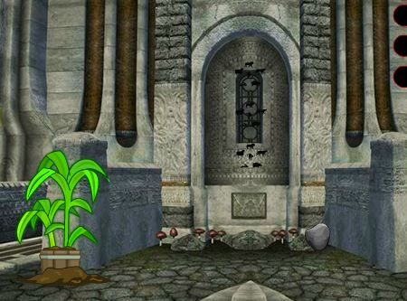 AvmGames Stone Palace Escape Walkthrough