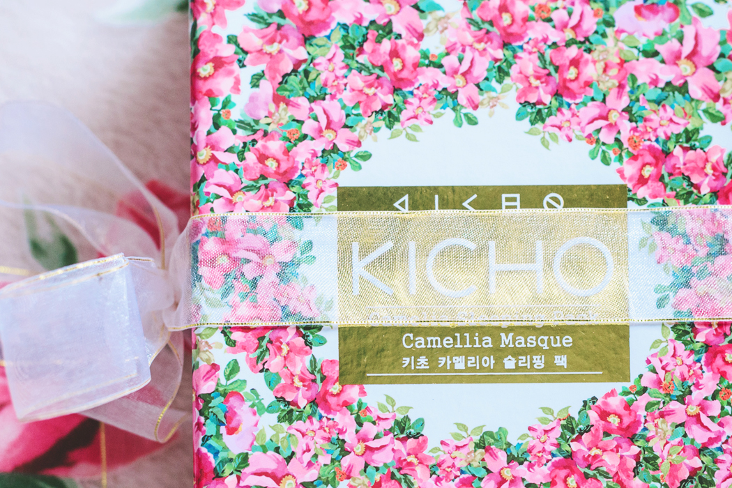 Kicho Camelia Sleeping Pack | chainyan.co