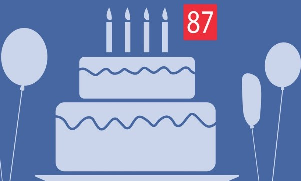 How many times can you change your birthday on facebook