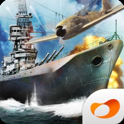 Download WARSHIP BATTLE : 3D World War II Apk Mod Money