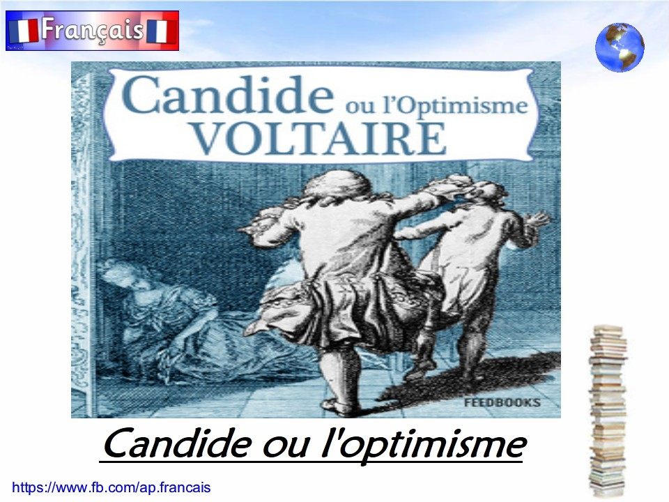 Rsum Du Conte Candide Ou Loptimisme