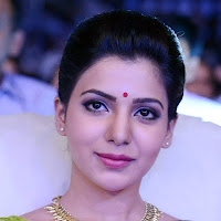 Gorgeous Samantha looking confident at tollywood tv channel launch