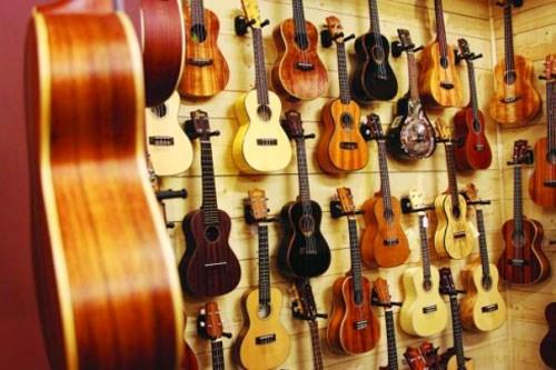 Tìm hiểu về đàn ukulele và những kiến thức cơ bản